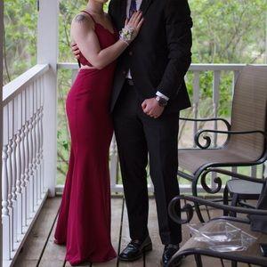 Long Homecoming/Prom dress